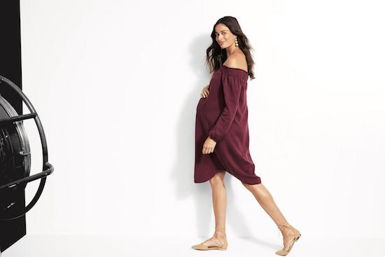73034ec421d3a This Target maternity collection is ideal for dreamy pregnancy photoshoots