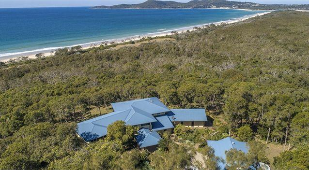 The house is completely secluded yet just a few minutes to Noosa's town centre. Source: Dowling Neylan Real Estate