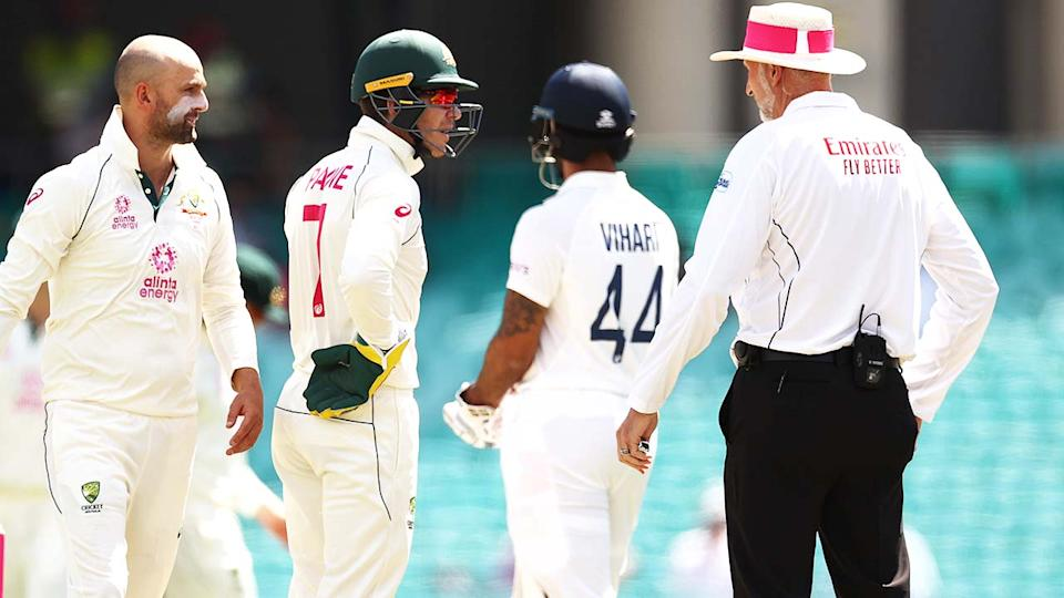 Australia v India: Tim Paine cops punishment for umpire spray