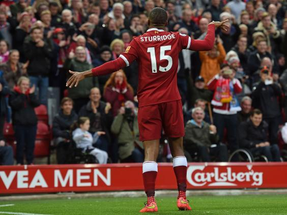 Sturridge was once adored at Anfield (Getty)