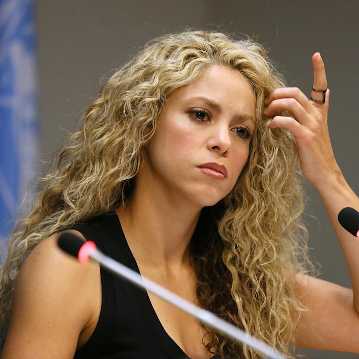 Shakira Attends A Meeting Of The Minds: Investing In Early Childhood Development As The Foundation For Sustainable Development (J. Countess / Getty Images)