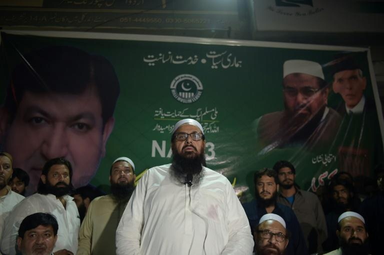 Hafiz Saaed has denied being the mastermind of the 2008 terror attacks on India's financial capital