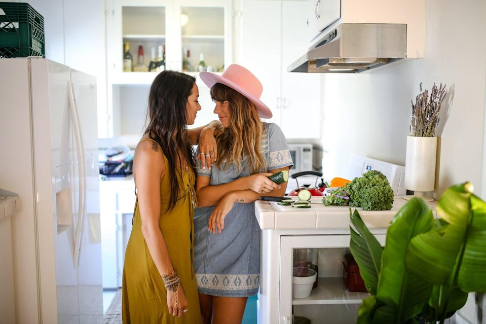 <p>They say cooking is a way to the heart, so why not take a cooking class together? Airbnb or Sur La Table offers cooking, baking, or sushi-making courses that will be sure to enhance your culinary skills.</p>