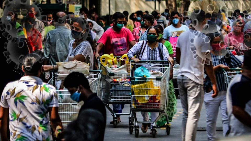 Maharashtra: Grocery stores to open only between 7-11 am