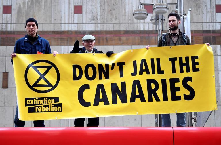 Extinction Rebellion has proven climate bores wrong – China's size doesn't mean we can achieve nothing