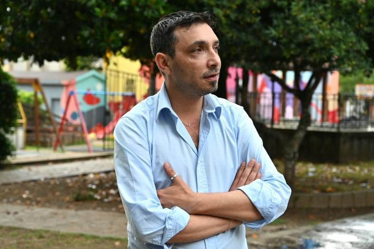 Mayor Michele Conia says the Calabrian town of Cinquefrondi was deeply marked by a 1998 shootout at an amusement arcade, in which two minors were killed