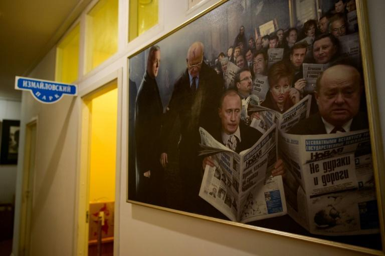 Novaya Gazeta published three times per week with reports on rights abuses and corruption despite repeated attacks