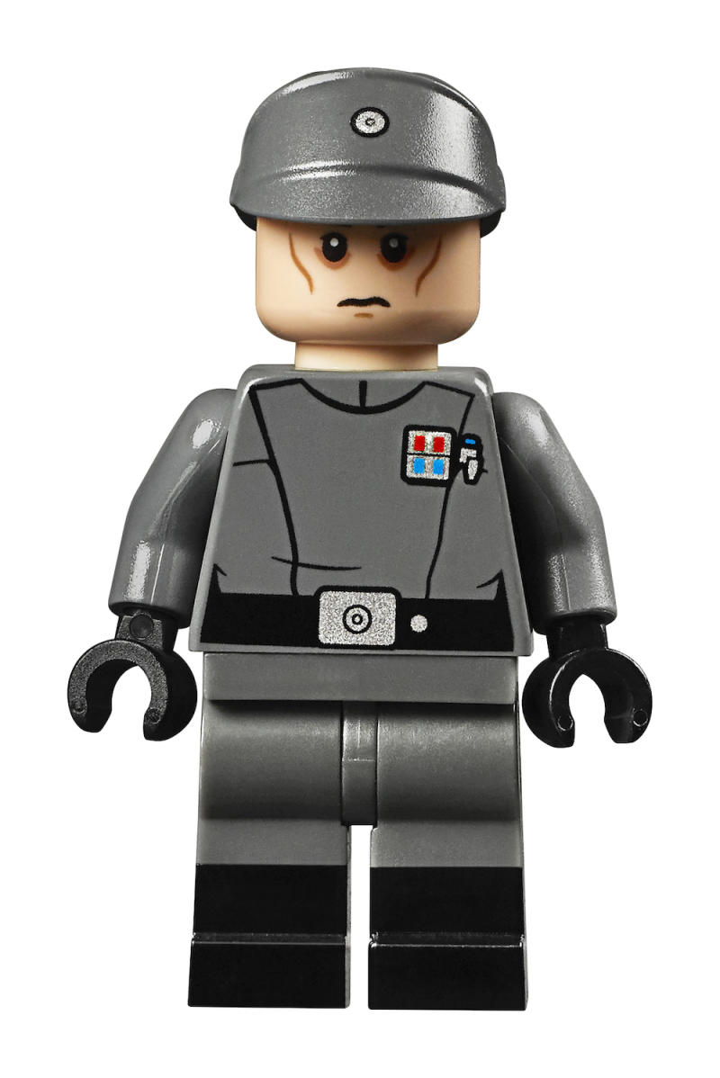 Imperial officer minifig (Photo: Lego)