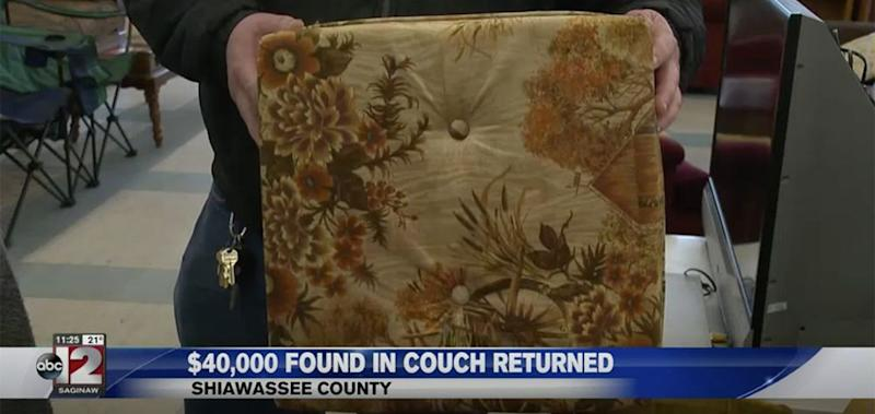 Couch money
