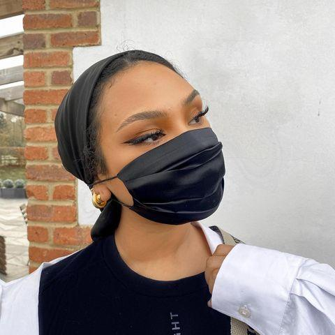 "<p>Manal, the <strong>founder of the line of hijab-friendly silk <a href=""https://www.cosmopolitan.com/style-beauty/fashion/g32210697/where-to-buy-fashion-face-masks-online/"" rel=""nofollow noopener"" target=""_blank"" data-ylk=""slk:masks"" class=""link rapid-noclick-resp"">masks</a> </strong>called <a href=""https://www.instagram.com/chinutayco/"" rel=""nofollow noopener"" target=""_blank"" data-ylk=""slk:Chinutay & Co."" class=""link rapid-noclick-resp"">Chinutay & Co.</a>, is the influencer to follow for everything from glam makeup to skincare product recs. And if you need a little break from beauty, jump over to <a href=""https://www.instagram.com/chinutayhome/"" rel=""nofollow noopener"" target=""_blank"" data-ylk=""slk:@chinutayhome"" class=""link rapid-noclick-resp"">@chinutayhome</a> for decor inspo.</p><p><a href=""https://www.instagram.com/p/CH8hGY_n8sP/?utm_source=ig_embed&utm_campaign=loading"" rel=""nofollow noopener"" target=""_blank"" data-ylk=""slk:See the original post on Instagram"" class=""link rapid-noclick-resp"">See the original post on Instagram</a></p>"