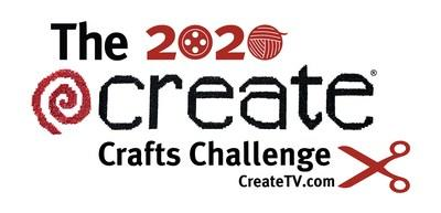 Create TV today announces the launch of the Create Crafts Challenge 2020, the fourth year of a national video contest. This year, the Create Challenge will focus upon home crafters and professional artisans interested in winning the Grand Prize of hosting a web series on CreateTV.com. Create is one of the nation's most-watched multicast channels, airing on 239 public TV stations and reaching 44 million viewers annually. (PRNewsfoto/Create TV)
