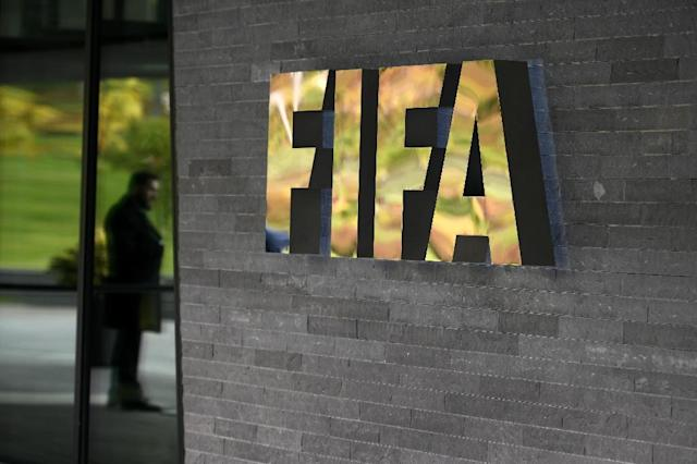 FIFA said it could find no evidence of doping among players from World Cup host nation Russia's squad (AFP Photo/FABRICE COFFRINI)