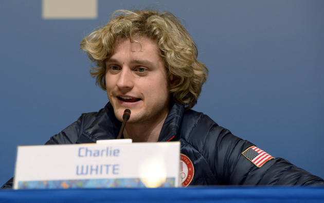 Who Is Charlie White Dating Hint Not His On Ice Partner: Charlie White Still Not Talking About Girlfriend Tanith