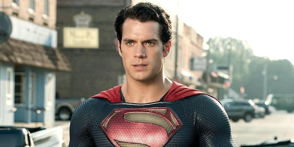 The Superman actor talks about his favourite comic book title