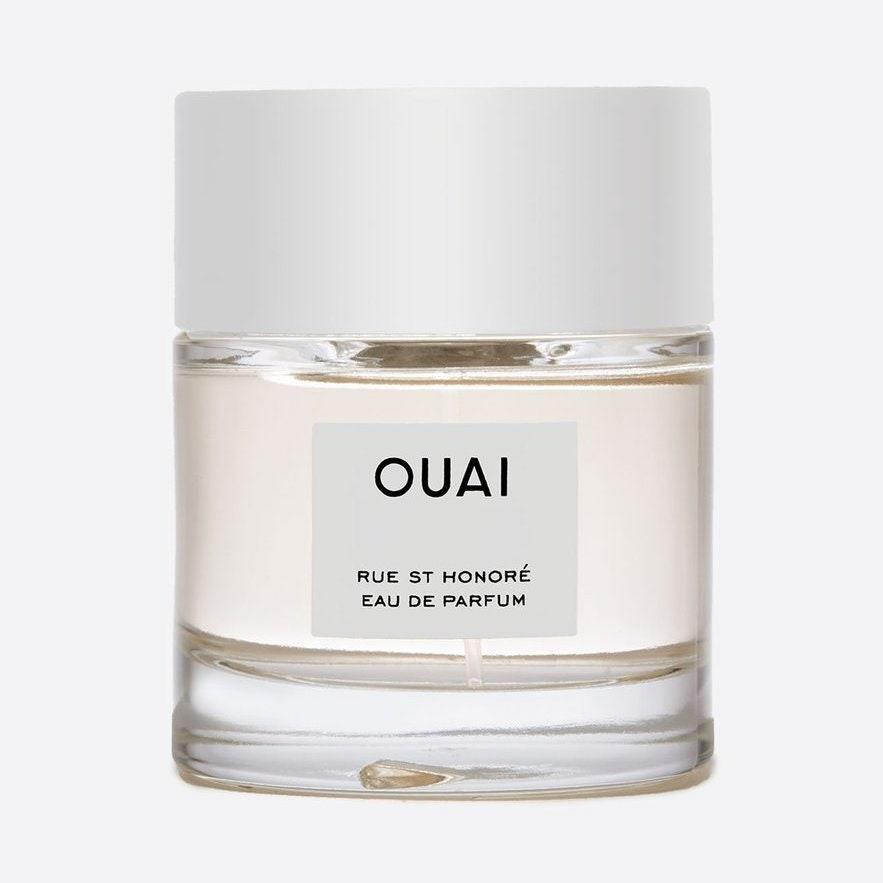 Ouai is, first and foremost, a hair-care brand. But for a hair-care brand, it sure does consider scent a high priority, in both its shampoos and stylers and in its very own eau de parfums. Rue St. Honoré shows off Ouai's talent for fragrance with how it brings together violet, gardenia, ylang-ylang, and white musk for a floral scent that's truly perennial — not to mention one of the most romantic ways to wander through fall.
