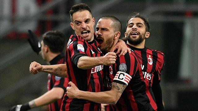 AC Milan are seven points off the Champions League qualification places after beating Sampdoria 1-0 at San Siro.
