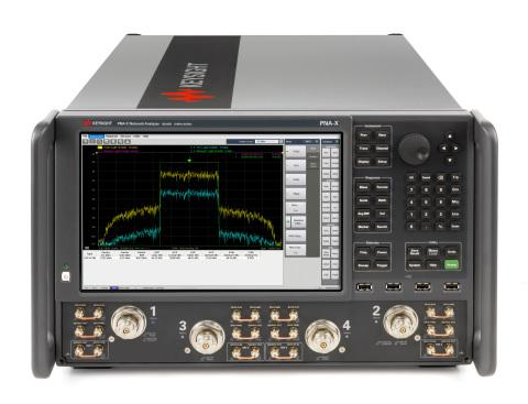 Keysight Launches New Software to Characterize Modulation Distortion in Active Devices