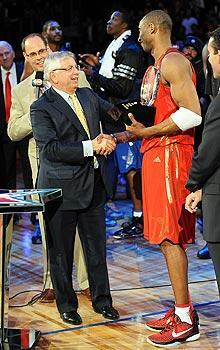 The longer the lockout lasts, the more David Stern risks damaging the image of players