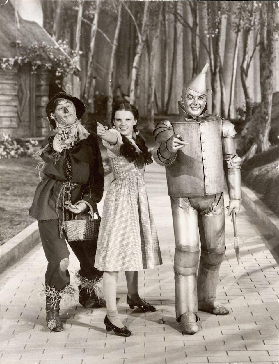 "<p>On November 3, <em>The Wizard of Oz</em> is shown on TV for the first time, introducing a new generation to the timeless classic. </p><p><em>RELATED: <a href=""https://www.goodhousekeeping.com/life/entertainment/g2715/wizard-of-oz-surprising-trivia/"" rel=""nofollow noopener"" target=""_blank"" data-ylk=""slk:34 Wonderfully Weird Facts About 'The Wizard of Oz'"" class=""link rapid-noclick-resp"">34 Wonderfully Weird Facts About 'The Wizard of Oz'</a></em></p>"