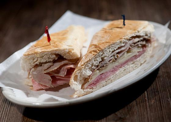"""<p>With 70 tips and reviews. Steve McDaniel writes, """"Authentic Cuban fare. Dine in or pick up take out 24 hour window. Great Cuban sandwich. <a href=""""http://www.havanacubanfood.com/"""" rel=""""nofollow noopener"""" target=""""_blank"""" data-ylk=""""slk:6801 S. Dixie Highway"""" class=""""link rapid-noclick-resp"""">6801 S. Dixie Highway</a></p>"""
