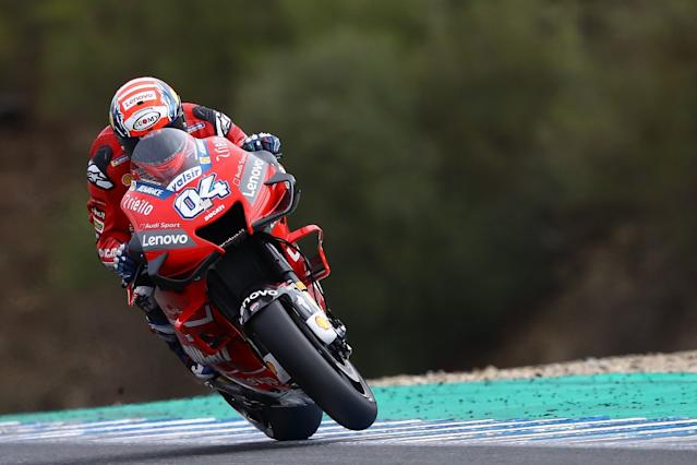 Ducati 2020 protoype chassis gains not enough