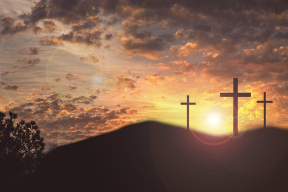 """<p>There's a reason why Easter Sunday is often celebrated with church service at the crack of dawn. As <a href=""""https://www.biblegateway.com/passage/?search=John+20%3A1-18&version=NIV"""" rel=""""nofollow noopener"""" target=""""_blank"""" data-ylk=""""slk:the story goes"""" class=""""link rapid-noclick-resp"""">the story goes</a>, it was at early at dawn on Easter morning that Mary opened Jesus's tomb to find it empty — which is why so many churches now hold services at an early hour to honor the momentous occasion.</p><p>In fact, the tradition of sunrise Easter service <a href=""""https://www.homemoravian.org/who-we/our-worship/easter-sunrise-se/"""" rel=""""nofollow noopener"""" target=""""_blank"""" data-ylk=""""slk:dates back to 1732"""" class=""""link rapid-noclick-resp"""">dates back to 1732</a>, when the first service was held in Germany by the Moravian Church. A group of young men gathered at the first light of dawn at the town's graveyard to sing hymns of praise — and the next year, the entire congregation joined in. <a href=""""http://content.time.com/time/specials/packages/article/0,28804,1889922_1890008_1889938,00.html"""" rel=""""nofollow noopener"""" target=""""_blank"""" data-ylk=""""slk:By 1773"""" class=""""link rapid-noclick-resp"""">By 1773</a>, the first sunrise service for Easter was held in Winston-Salem, North Carolina.</p>"""