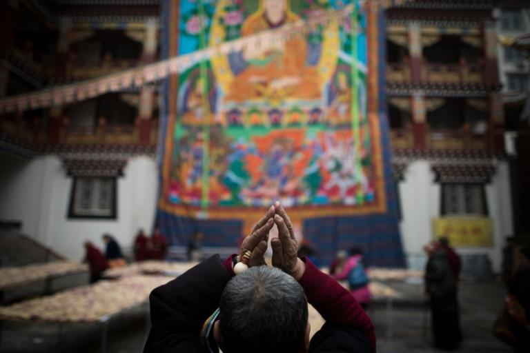 """China is estimated to be home to hundreds of millions of Buddhists, Christians and Muslims, with the Communist Party seeking to """"guide"""" believers while cracking down on unofficial religious groups"""