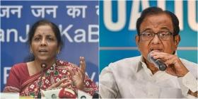 Can't believe Nirmala Sitharaman is not familiar with her own Budget figures: P Chidambaram hits out at FM