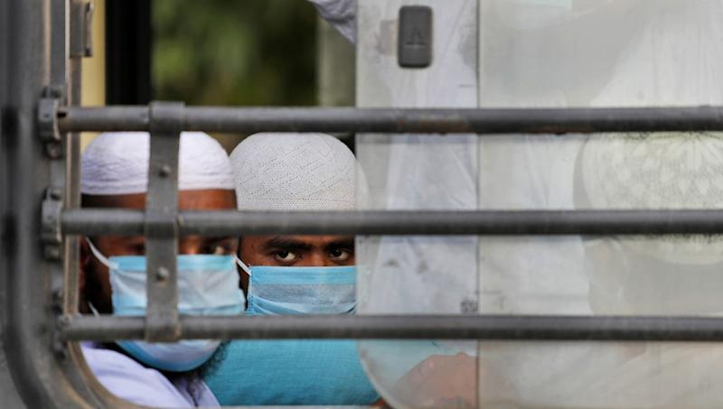 Over 500 Foreigners Who Attended Tablighi Jamaat Found Hiding in Delhi Mosques