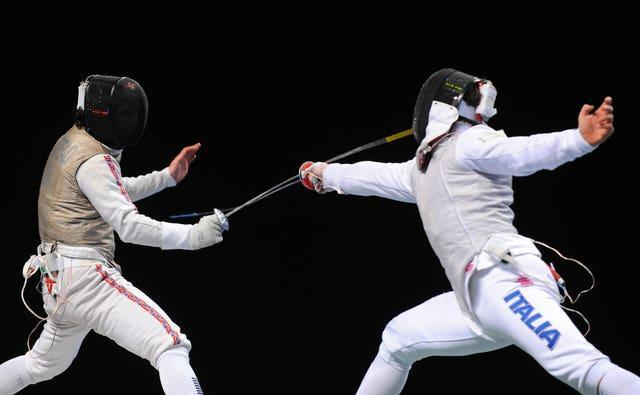Olympics – Fencing – London 2012 Test Event – Boxing International Invitational – Day Two – Excel Arena