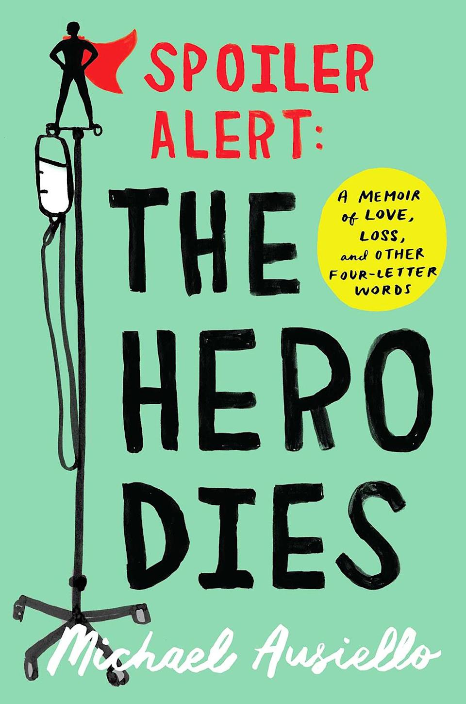 "<p>Spoiler alert: This book isn't out until the fall, but it needs to be on your radar now. Get ready to sob, laugh, sob, fall in love with TVLine.com editor and TV spoiler god Ausiello and his late husband, Kit, then sob some more. ""Late"" is the word that sparked the spoiler alert, for Ausiello's beautifully written memoir unfolds the story of his 14-year relationship with Kit, who died from a rare form of cancer in 2015. Kit's death is sad and tragic, but his and Michael's relationship was anything but, and many of those tissues you're going to go through will be sparked by their love story, and shared wicked sense of humor.<br><br>(Atria, available Sept. 12) </p>"