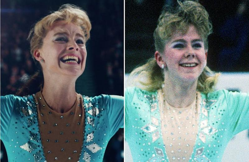 Margot Robbie earns high marks in 'I, Tonya'