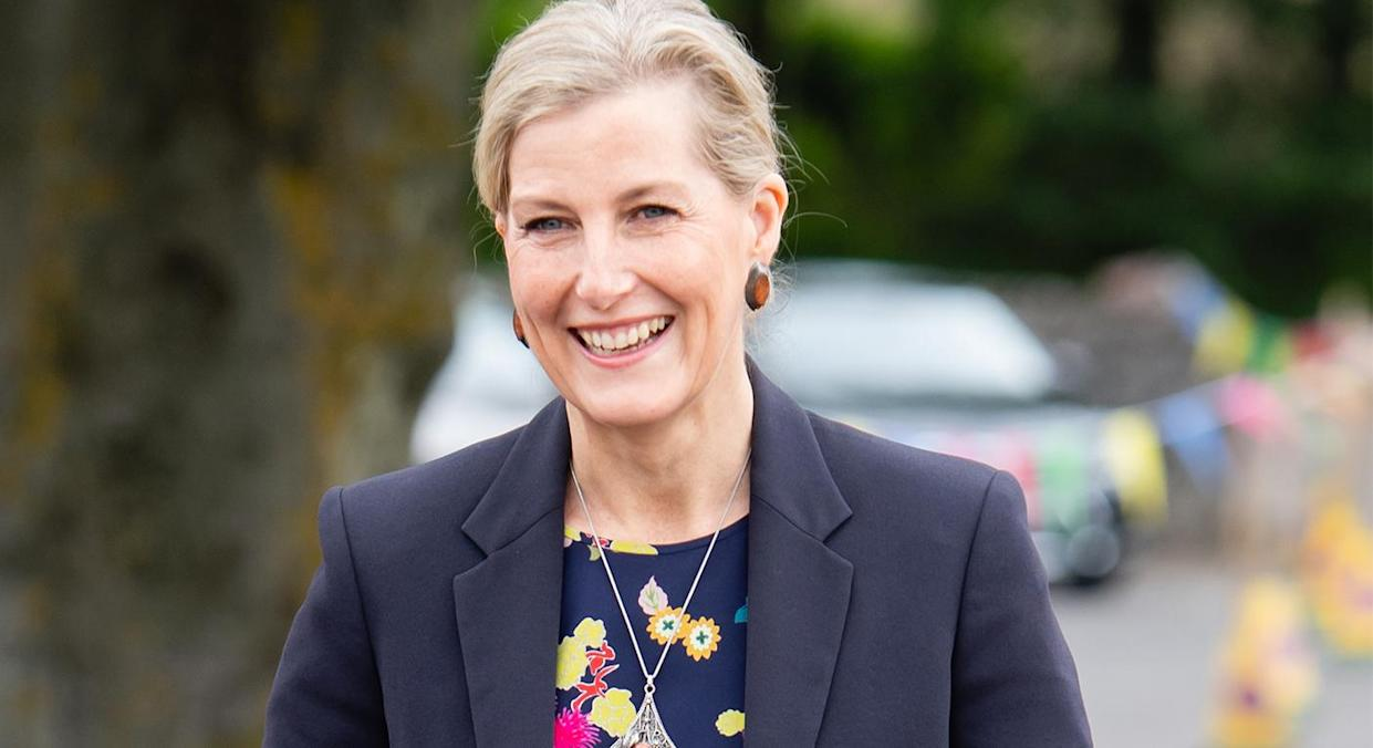 Sophie, the Countess of Wessex, is fast becoming one of our go-to style inspirations.  (Getty Images)