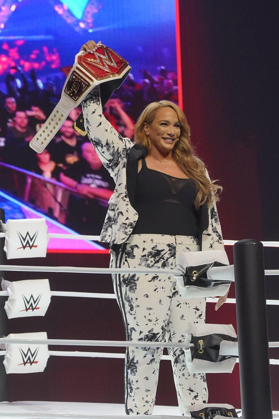 "<p>In a California town named Carmel, <a href=""https://www.thethings.com/rules-wwe-divas-have-to-follow/"" rel=""nofollow noopener"" target=""_blank"" data-ylk=""slk:high heels"" class=""link rapid-noclick-resp"">high heels</a> aren't allowed in the ring without a permit. </p>"