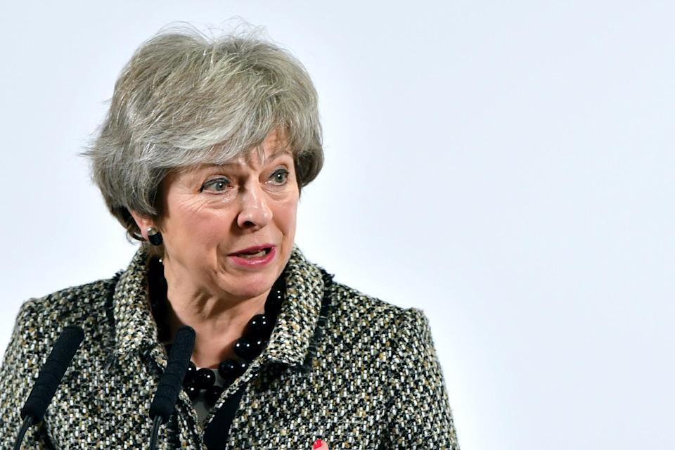 MPs are debating Theresa May's Brexit deal this week. (Anthony Devlin/AFP/Getty Images)
