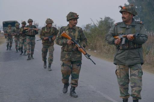 Three dead in attack on Indian air base near Pakistan border