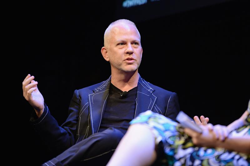 Ryan Murphy at the New Yorker Festival on Oct. 7, 2017. (Andrew Toth via Getty Images)