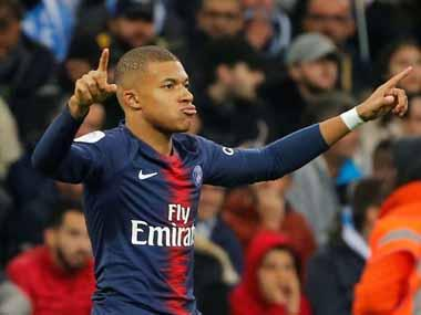 Ligue 1: Kylian Mbappe, Neymar steer Paris Saint-Germain to new record with win over Lille on troubled day