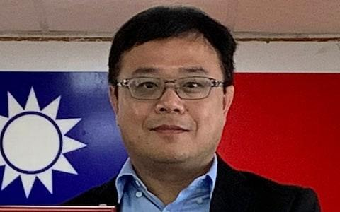 <span>Lee Meng-chu was detained after crossing from Hong Kong into mainland China in August</span> <span>Credit: Pingtung County Fangliao Township Office </span>
