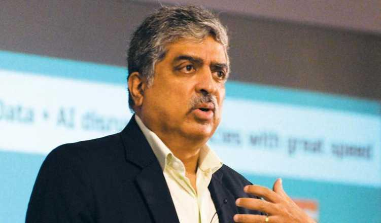 Aadhaar just an ID, not a tool for surveillance: Nandan Nilekani