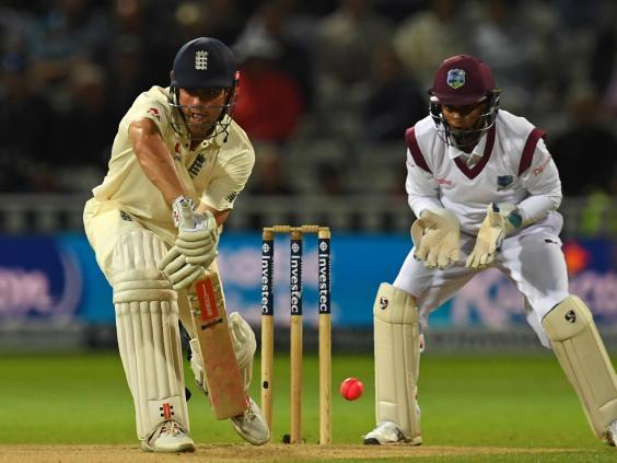 Alastair Cook rates Joe Root as the best he's ever played with after England's first day against West Indies