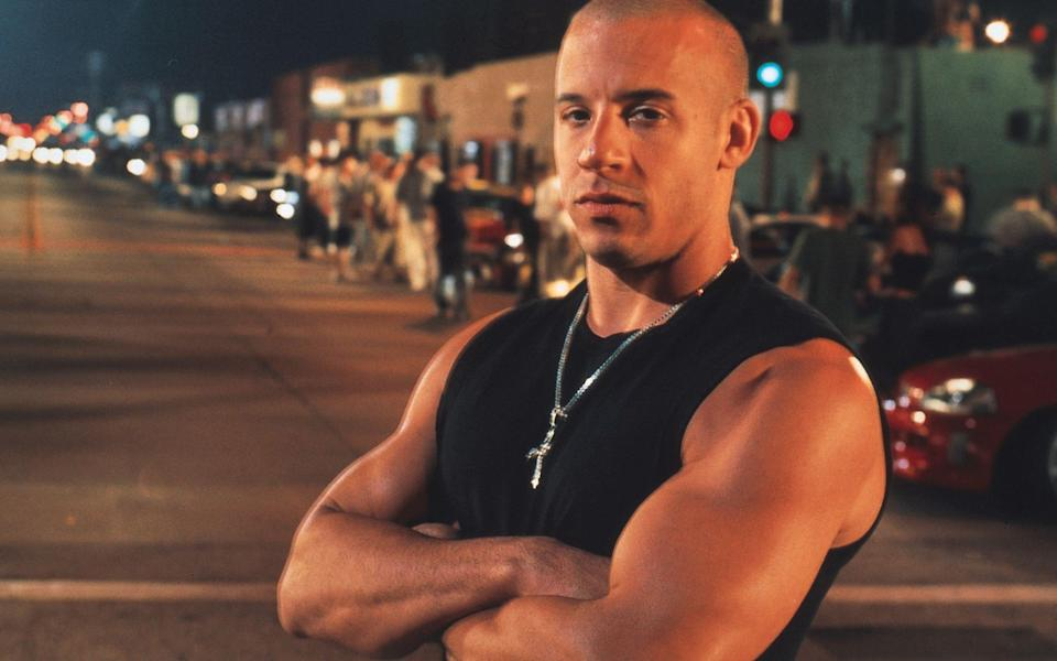 The Fast and the Furious is speeding towards your TV (credit: Universal)