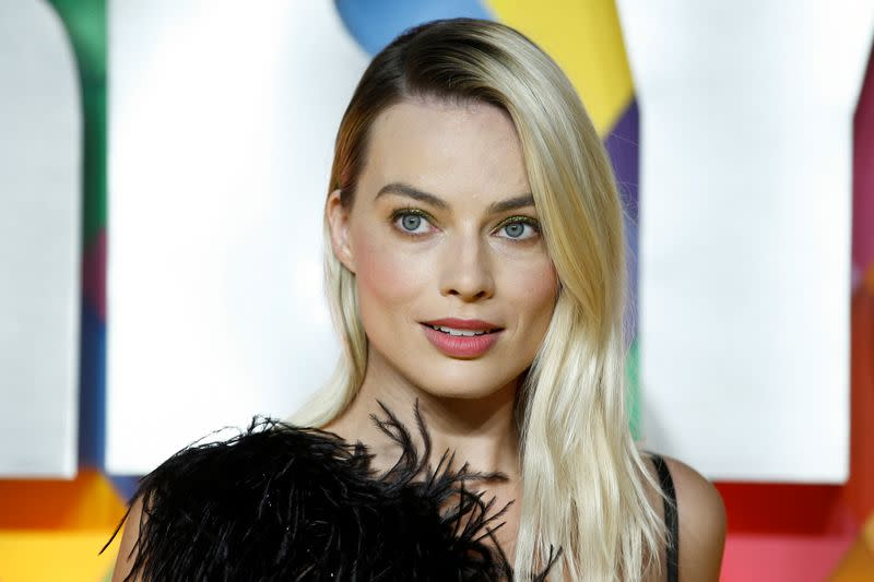 Margot Robbie hints at more female action movies at 'Birds of Prey' premiere