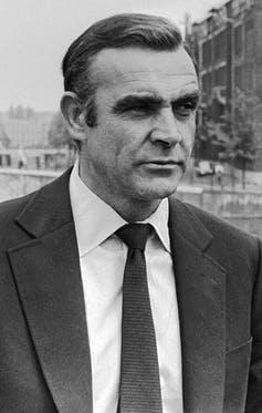"""<span class=""""caption"""">Suave appeal: Sean Connery on the set of Diamonds are Forever.</span> <span class=""""attribution""""><span class=""""source"""">Dutch National Archives</span></span>"""