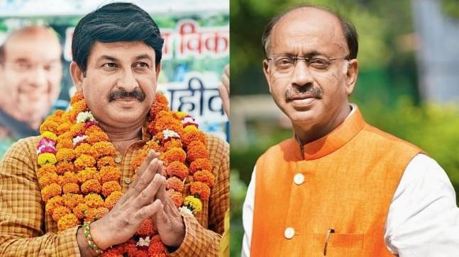 On Tuesday, a BJP delegation led by former Union Minister Vijay Goel staged a sit-in at the water department headquarters at the Delhi Jal Board office demanding that the utility find an immediate solution to the water woes in the national capital.