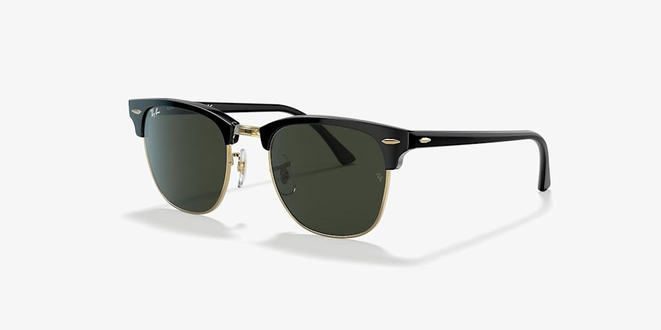 "<p><strong>Ray-Ban</strong></p><p>sunglasshut.com</p><p><strong>$154.00</strong></p><p><a href=""https://go.redirectingat.com?id=74968X1596630&url=https%3A%2F%2Fwww.sunglasshut.com%2Fus%2Fray-ban%2Frb3016-805289653653&sref=https%3A%2F%2Fwww.townandcountrymag.com%2Fstyle%2Fmens-fashion%2Fnews%2Fg986%2Fgift-ideas-for-men%2F"" rel=""nofollow noopener"" target=""_blank"" data-ylk=""slk:Shop Now"" class=""link rapid-noclick-resp"">Shop Now</a></p><p>The Ray-Ban Clubmaster is a universally flattering classic that will instantly upgrade his look. </p>"