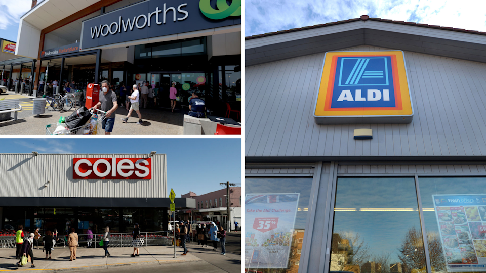 Aldi has won the crown for having the most satisfied customers. (Source: Getty)