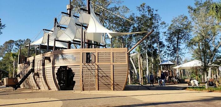 The Lowcountry Celebration Park on Hilton Head Island's south end officially opened on Dec. 10.