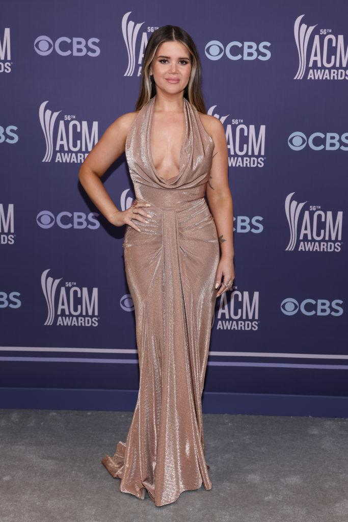 Maren Morris opened up about the pressure to
