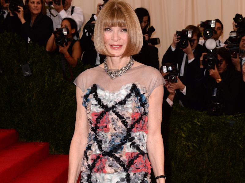 Wintour 'lays down Vogue style rules'